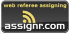 Web Referee Assigning by assignr.com